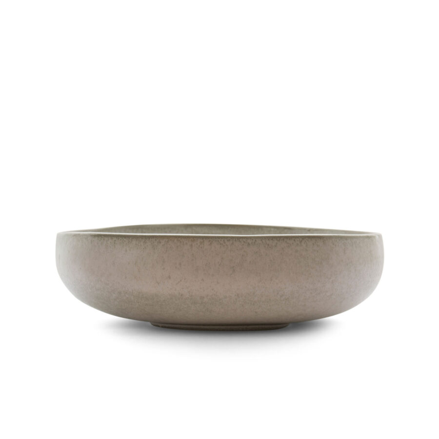 Ro Collection Schale Nummer 10 in Ash grey