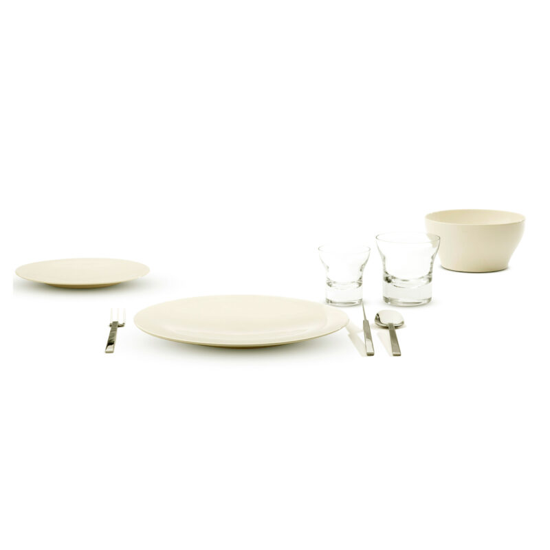 Geschirr von When objects work, Design John Pawson